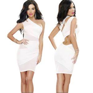 Pure Bodycon Dress